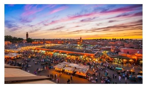 Marrakech Morocco Tourism