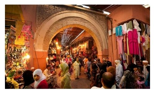 Tavel morocco Advice